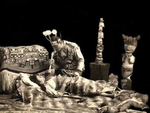 shamanism traditional and modern shamans