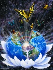 butterfly-earth
