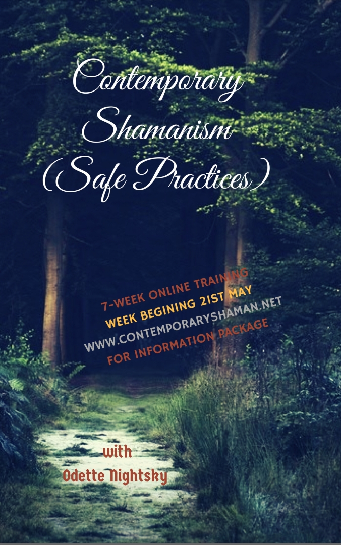 Contemporary Shamanism (Safe Practices)Online Training